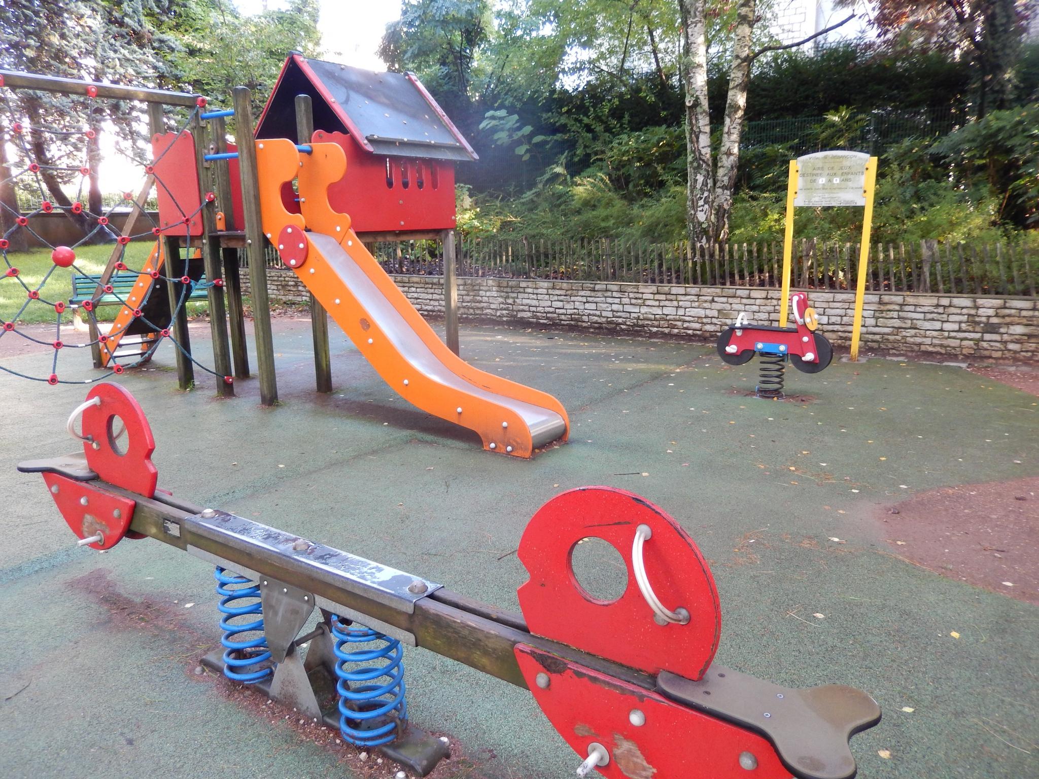 Plus De Jeux, Dans Les Parcs Du Quartier, Pour Les Jeunes avec Jeux Pour Jeunes Enfants