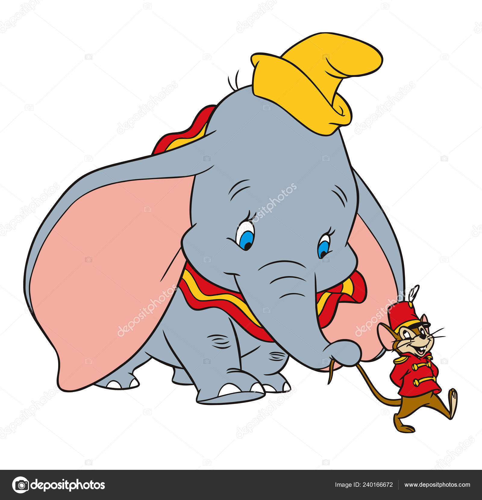 Pmages: Dumbo The Elephant | Dumbo Flying Elephant Timothy intérieur Dessin Dumbo
