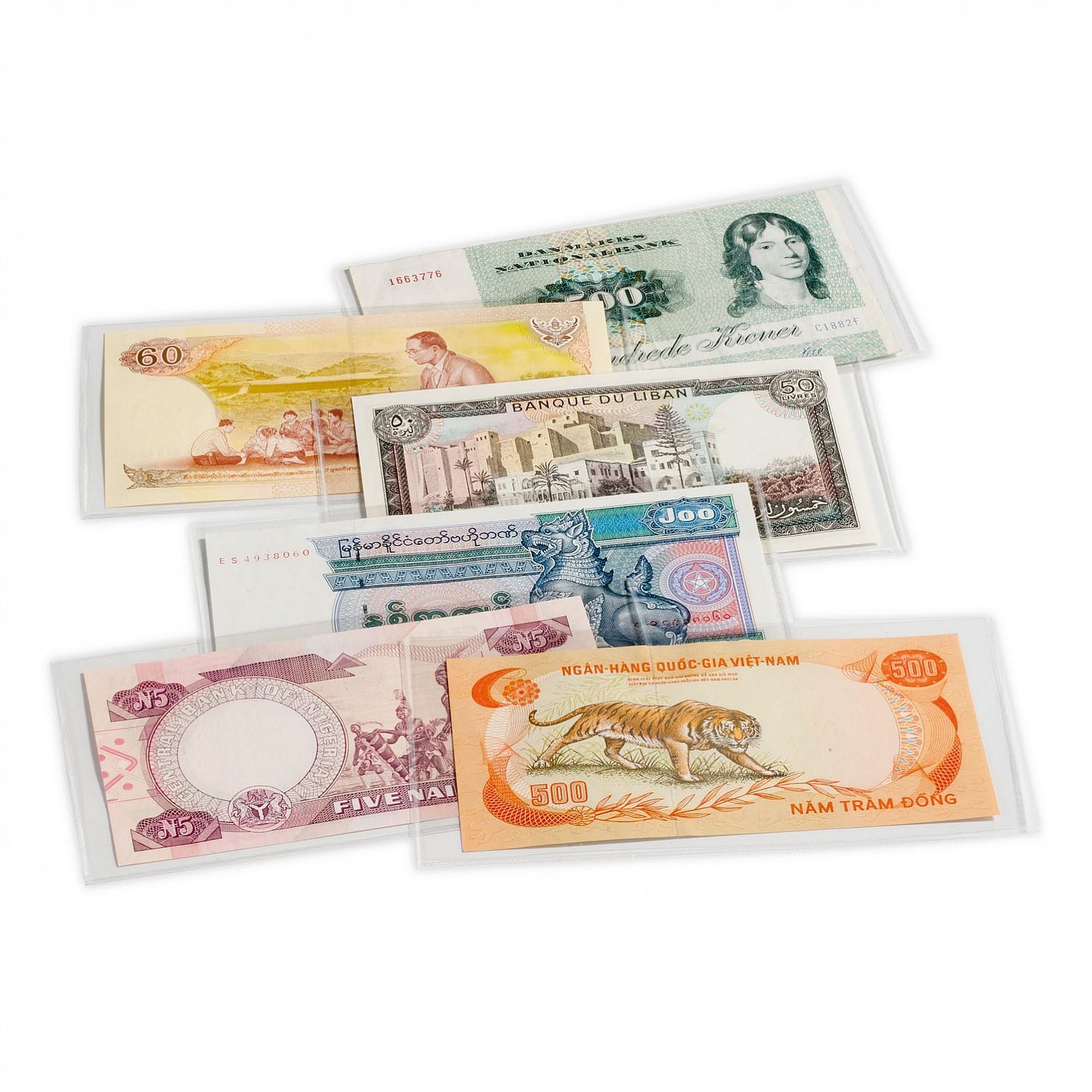 Pochettes De Protection Basic Pour Billets De Banque Et 0 Euro Souvenir  (Paquet De 50) concernant Pièces Et Billets En Euros À Imprimer