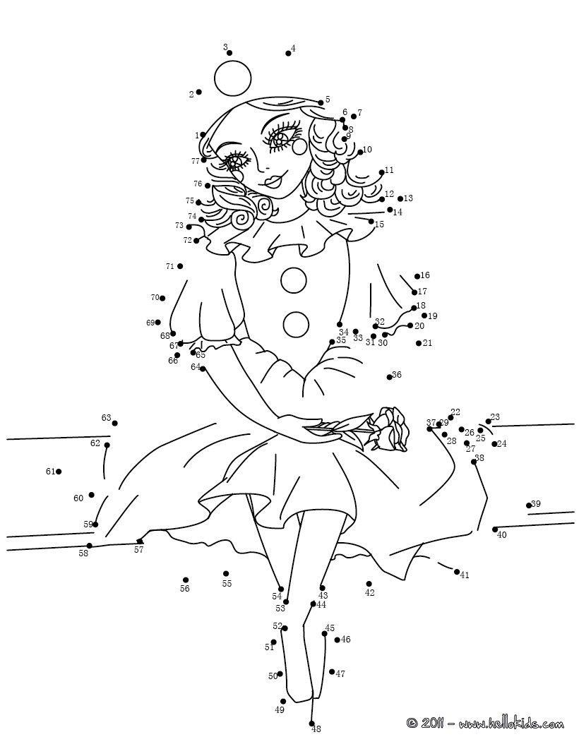 Point À Relier | Actividades De Matematicas, Fichas, Actividades avec Relier Les Points De 1 À 30