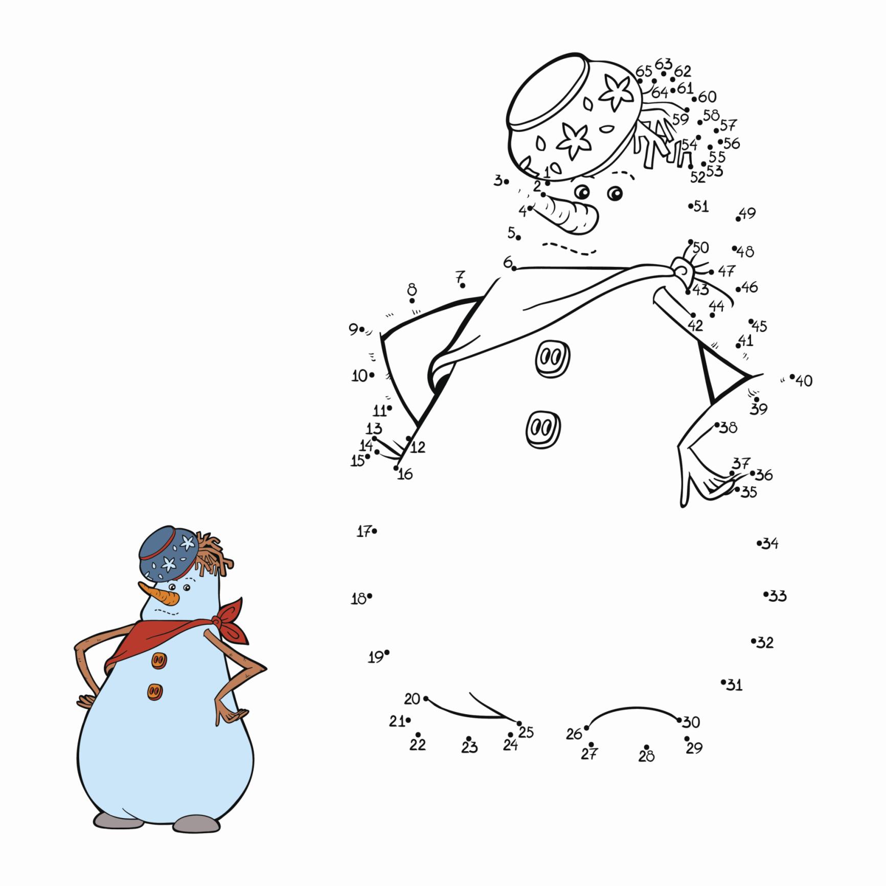 Point À Relier : Nos Modèles De Noël À Imprimer ! - Famili.fr dedans Jeux De Points À Relier
