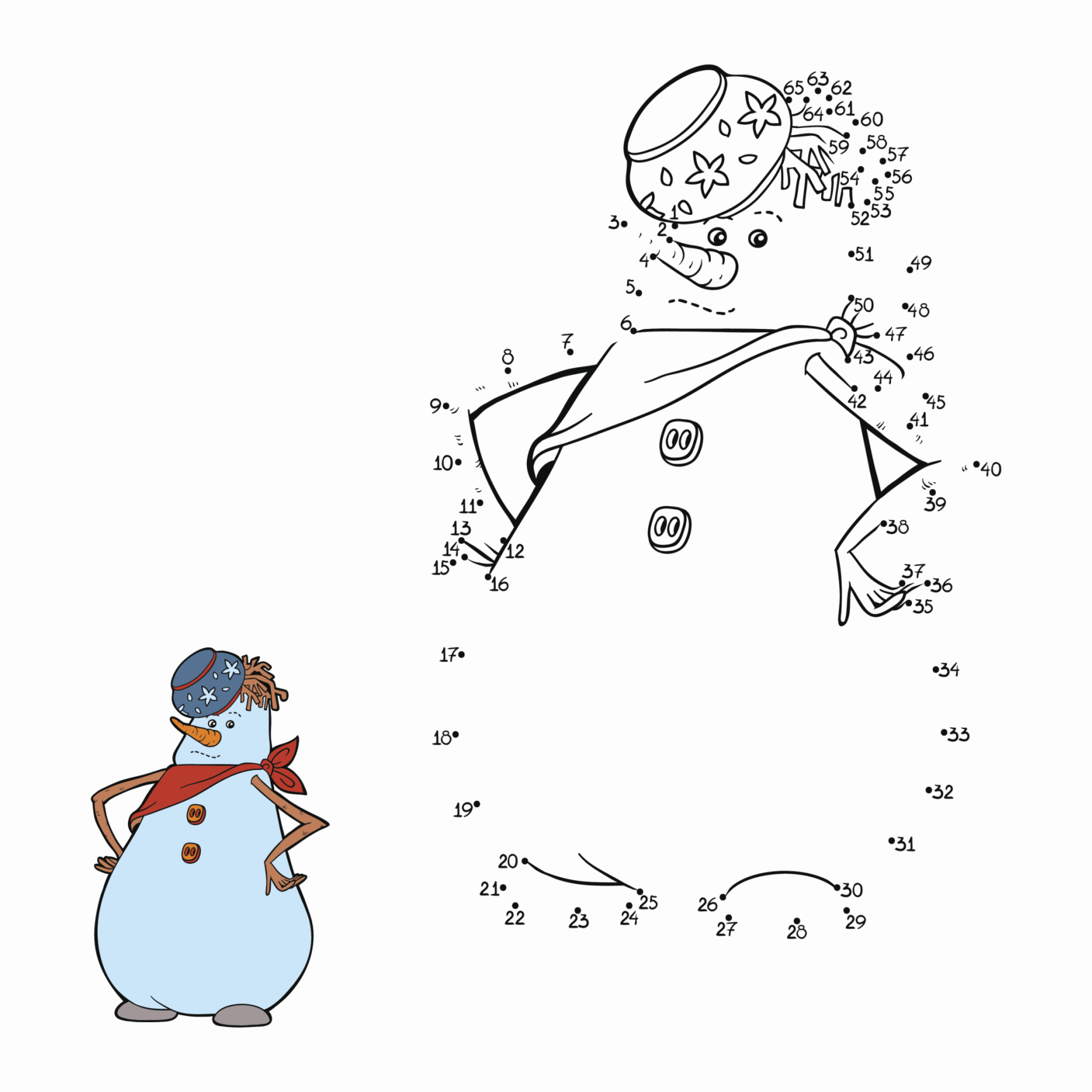 Point À Relier : Nos Modèles De Noël À Imprimer ! - Famili.fr encequiconcerne Jeux Point A Relier