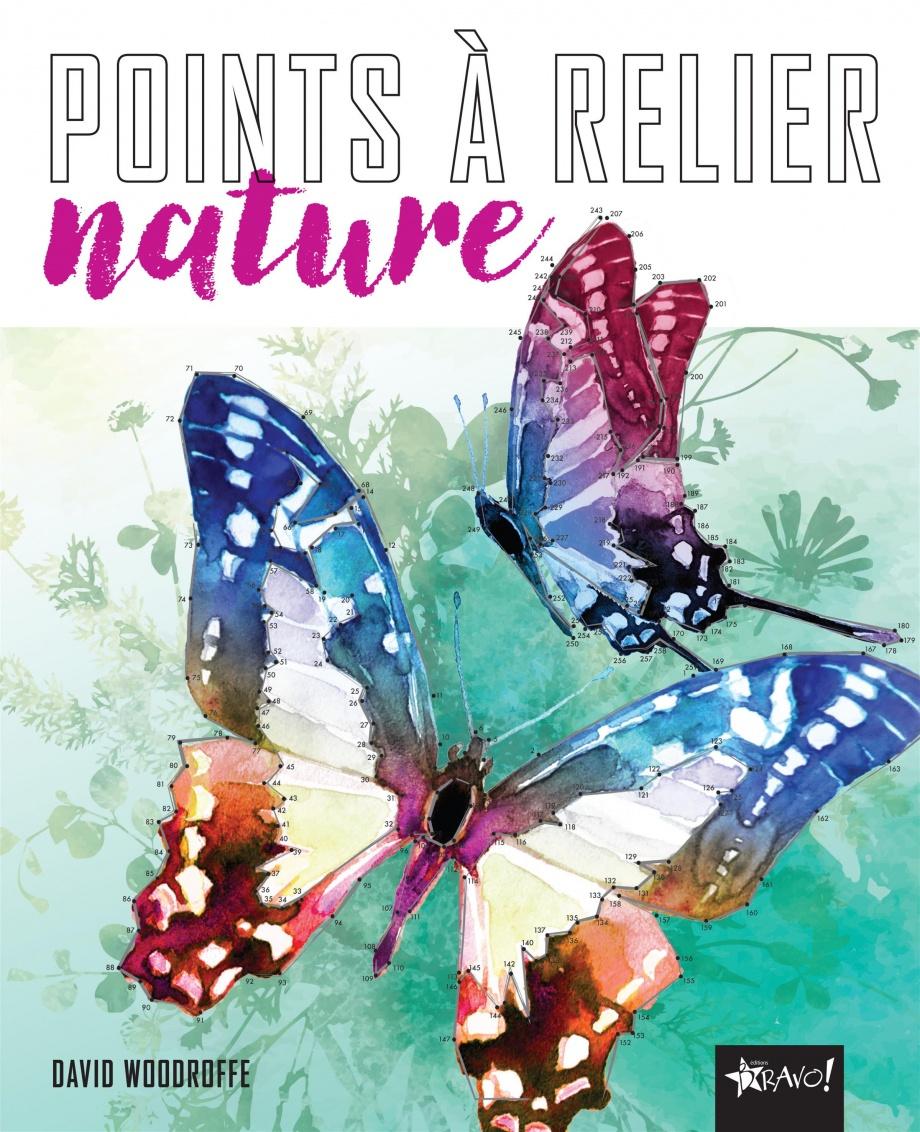 Points À Relier. Nature intérieur Points À Relier Adulte