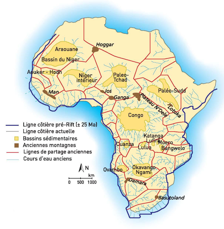 Poissons D'afrique Et Peuples De L'eau - L'afrique Des destiné Les Fleuves En France Cycle 3
