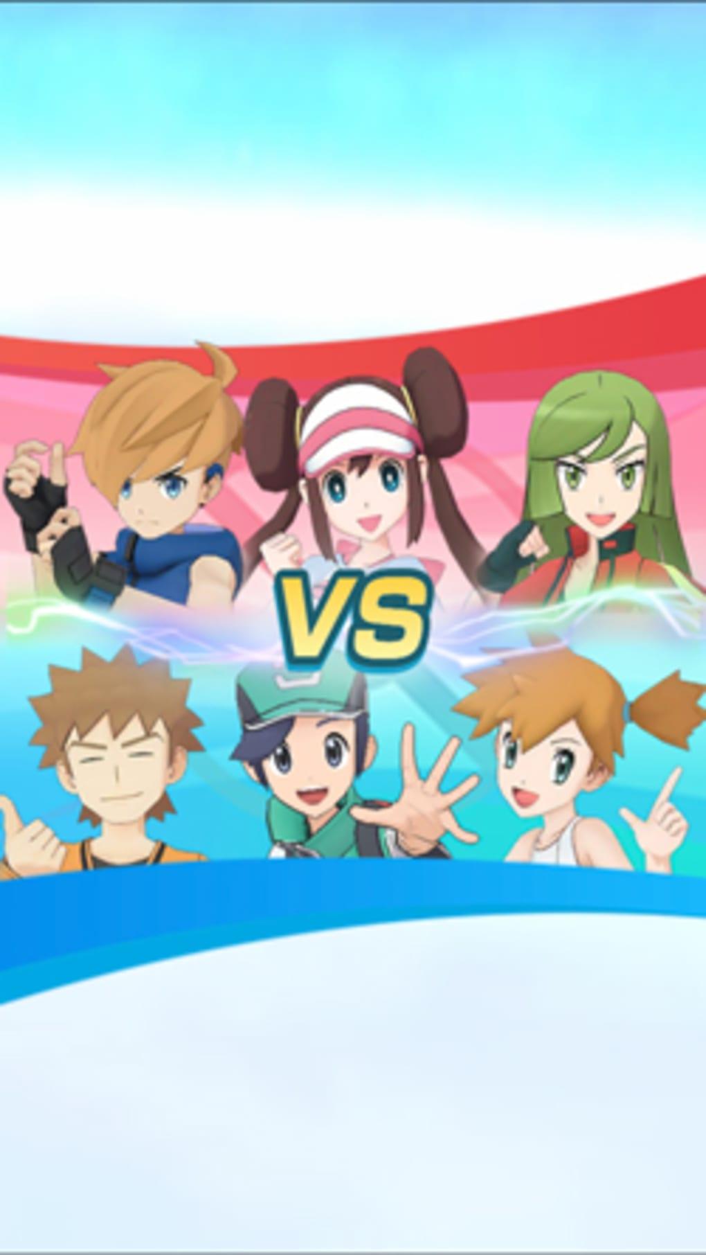 Pokémon Masters Pour Android - Télécharger tout Jeux De Piece Gratuit