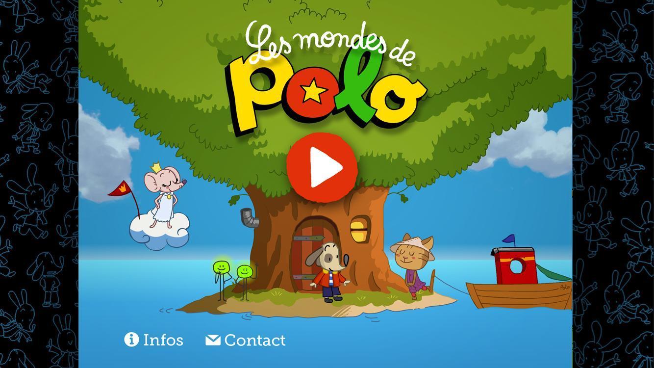 Polo. Jeux Éducatifs 3 - 7 Ans Pour Android - Téléchargez L'apk intérieur Jeux Educatif 7 Ans