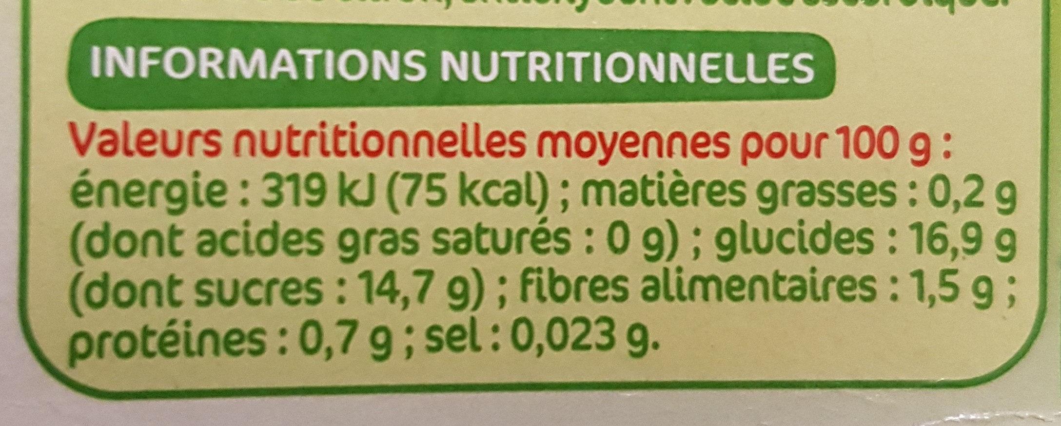 Pomme Banane Mot D'enfant - Mots D'enfants - 4 X 100G dedans Mot Pour Enfant