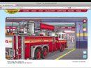Pompier | Blog De Jeux Internet serapportantà Jeux Gratuit De Pompier