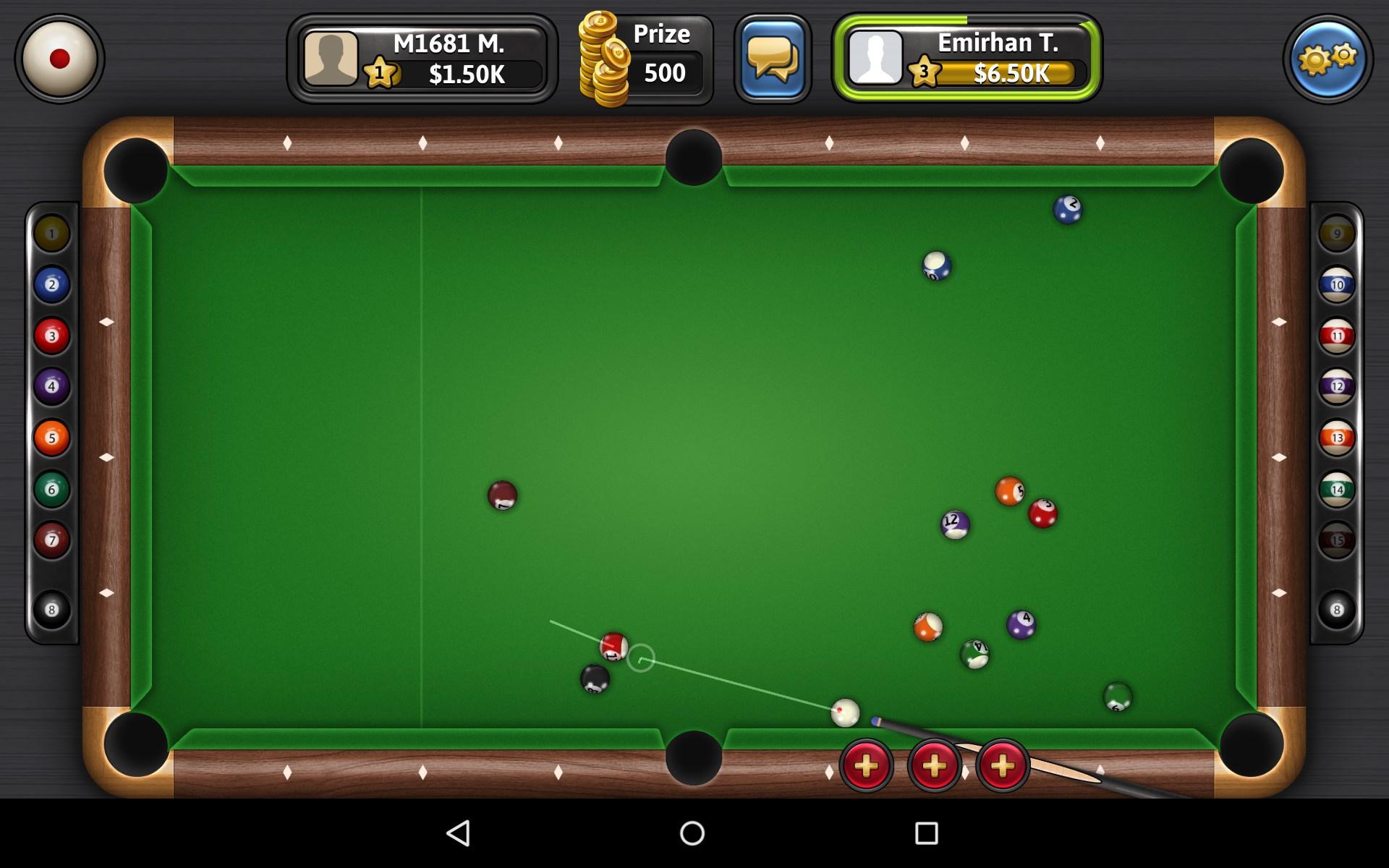 Pool Plus – Jeux Pour Android 2018 - Téléchargement Gratuit pour Jeux Gratuit Billard
