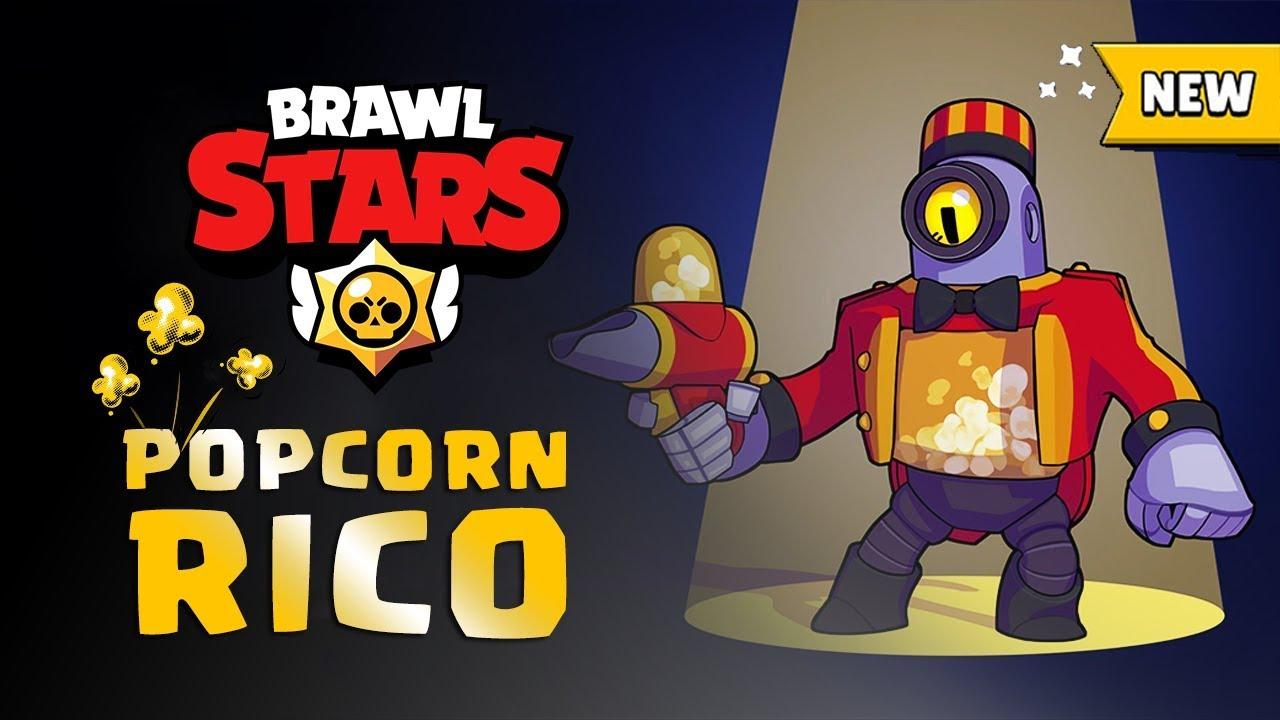 Pop-Corn Ricochet Sur Brawl Stars ! concernant Ricochet Jeu