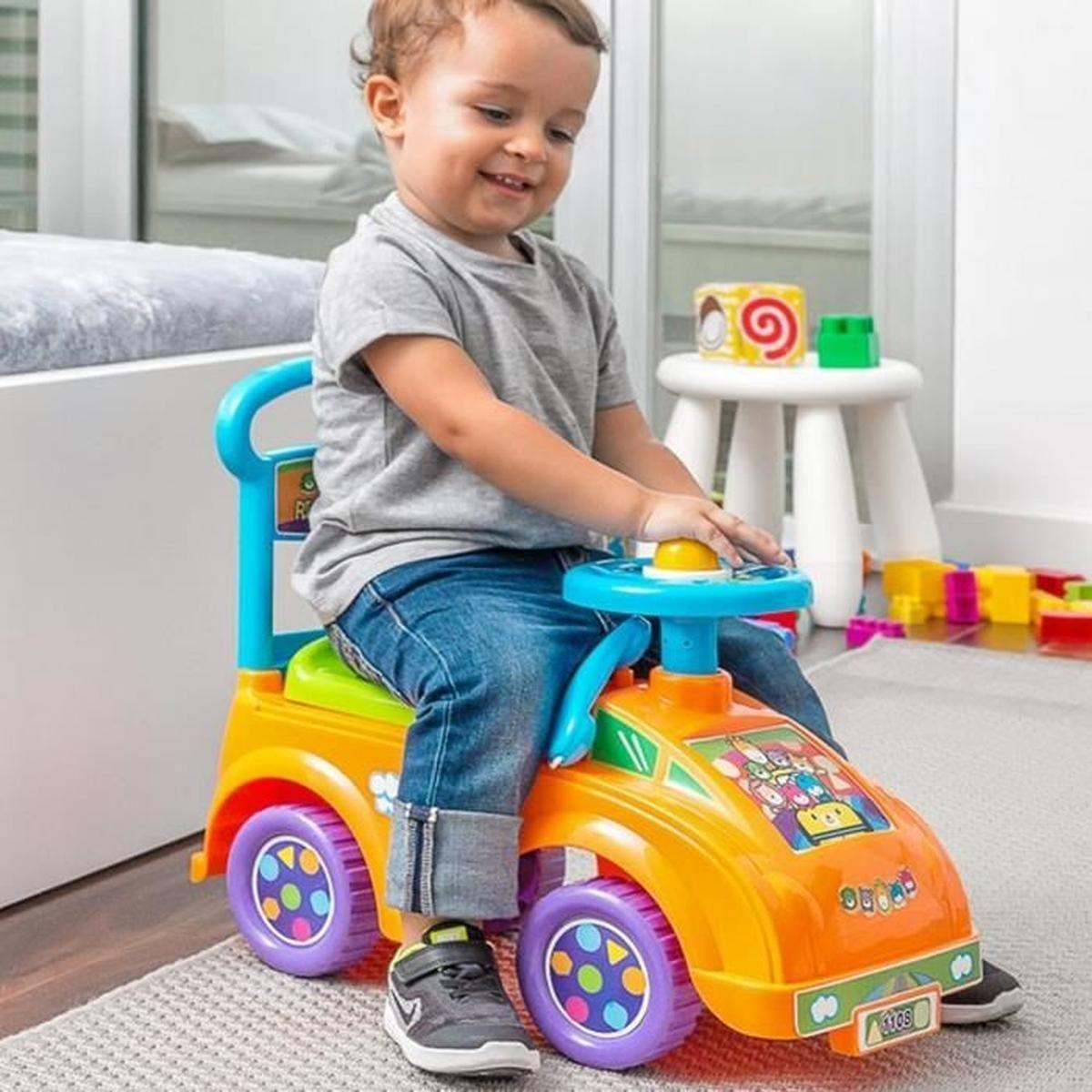 Porteur Pousseur Voiture Camion Pour Enfant Bébé My Best dedans Jouet Pour Voiture Bébé