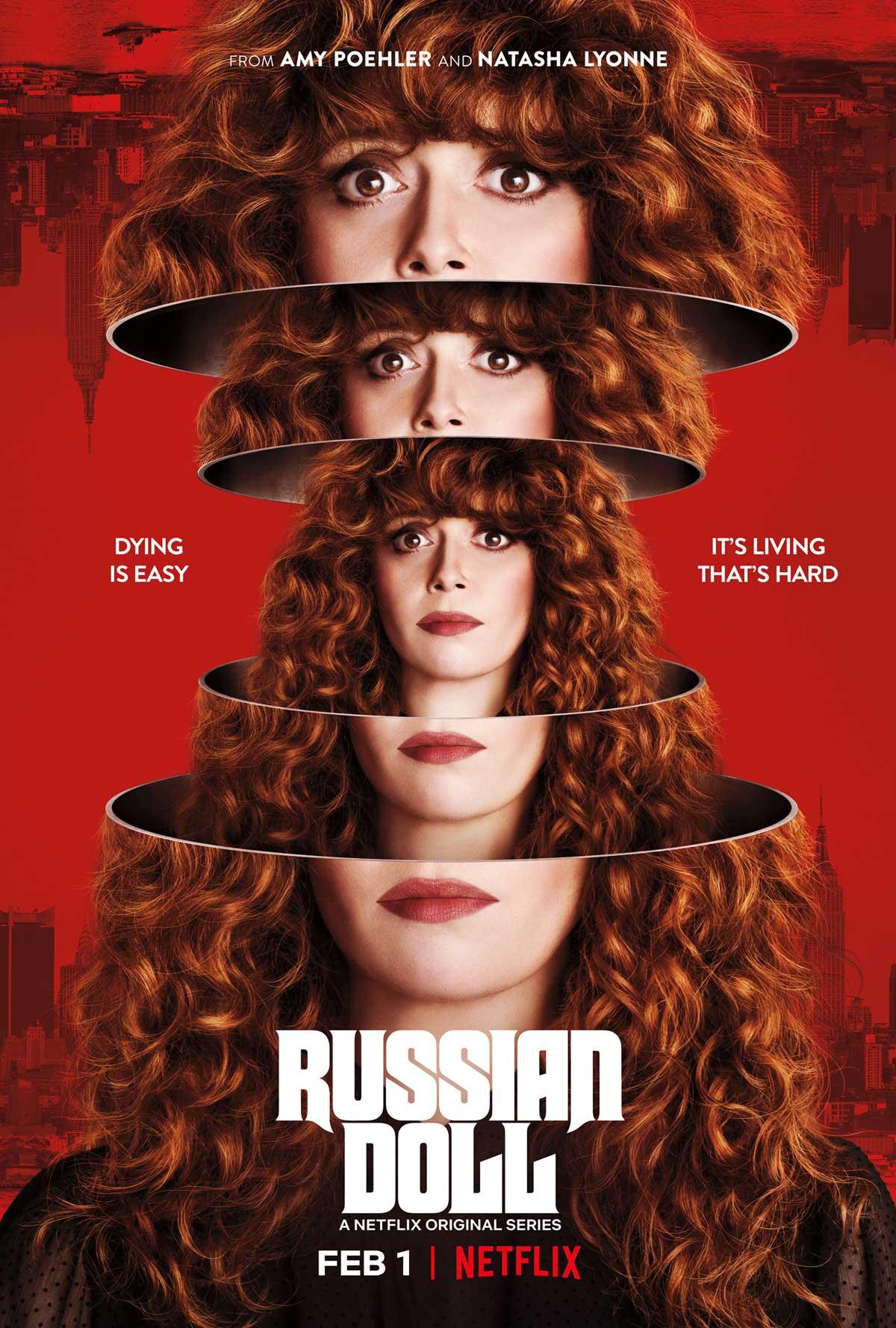 Poupée Russe - Série Tv 2019 - Allociné destiné Nom Poupée Russe