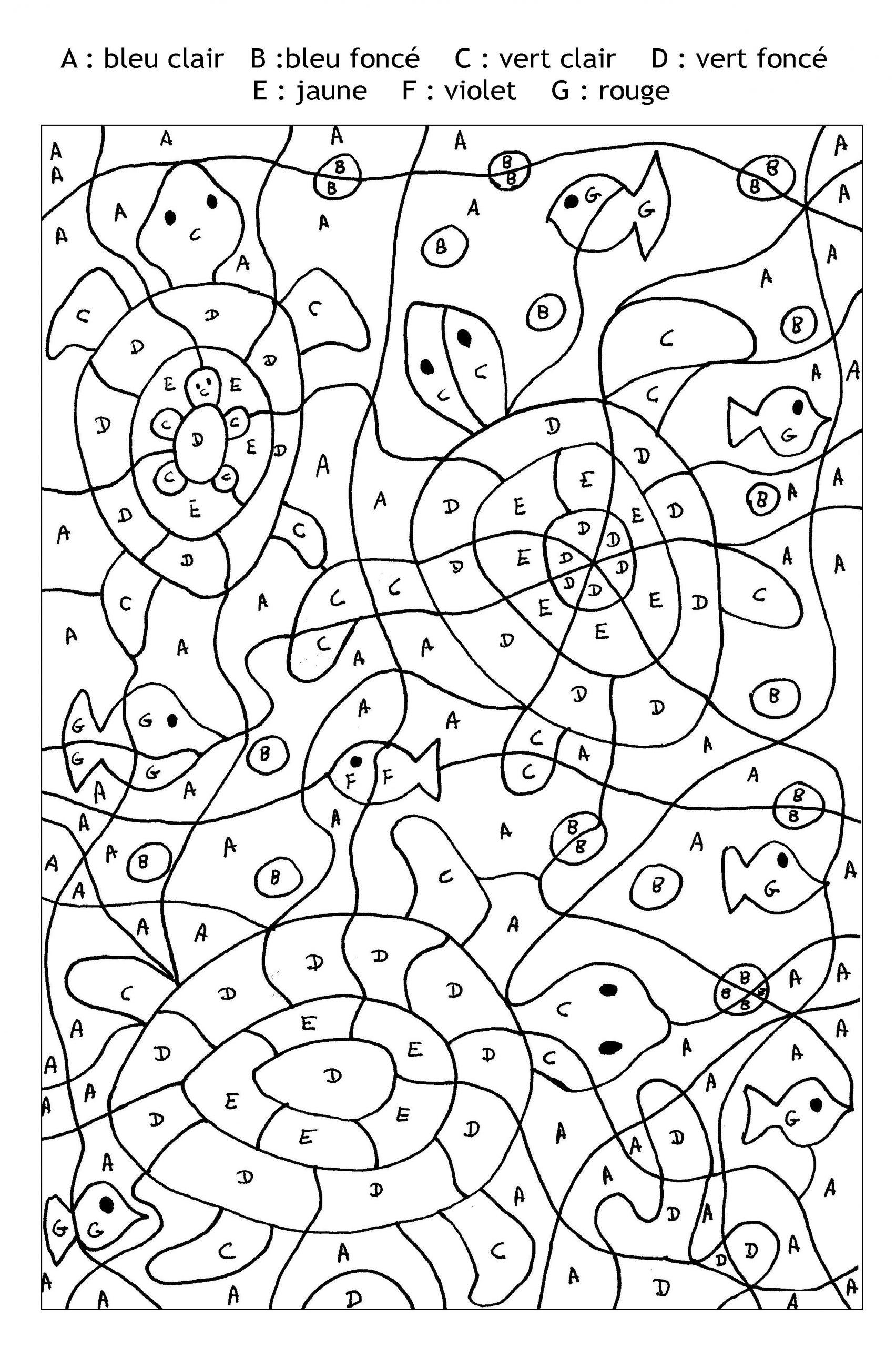 Pour Imprimer Ce Coloriage Gratuit «Coloriage-Magique tout Coloriage Numero A Imprimer