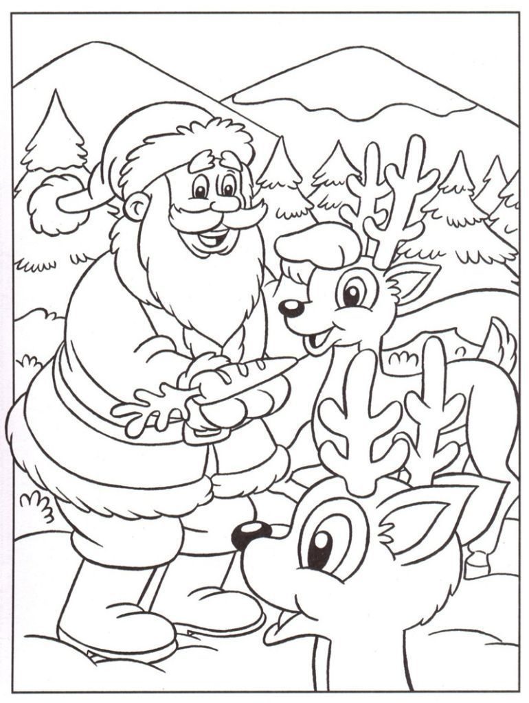 Pour Imprimer Ce Coloriage Gratuit «Coloriage-Pere-Noel encequiconcerne Coloriage De Père Noel Gratuit A Imprimer