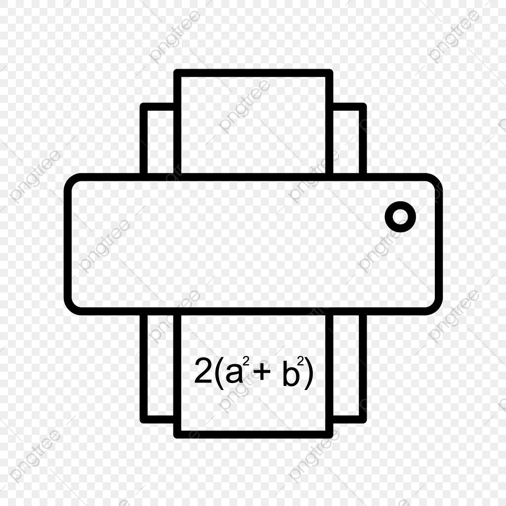 Pour Les Maths Icône Noire Sur La Ligne, Calcul Feuille encequiconcerne Feuille Lignée A Imprimer