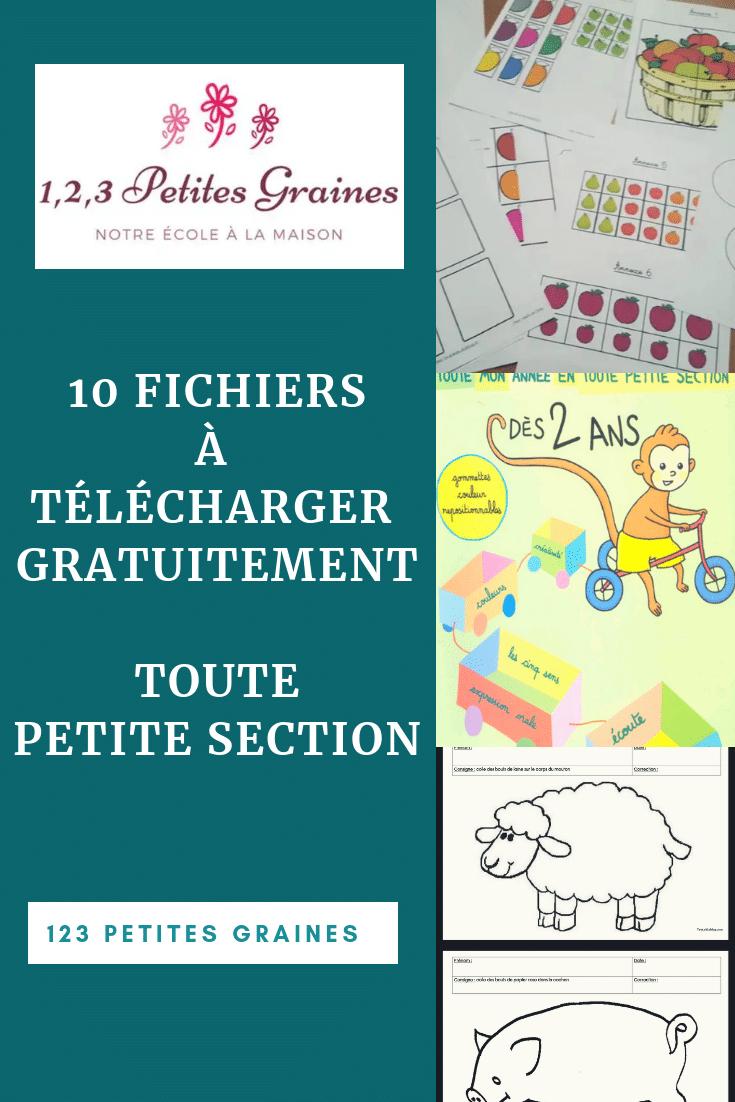 Pour Les Tps, Il Y A Beaucoup De Fichiers Disponibles En encequiconcerne Programme Grande Section Maternelle Gratuit