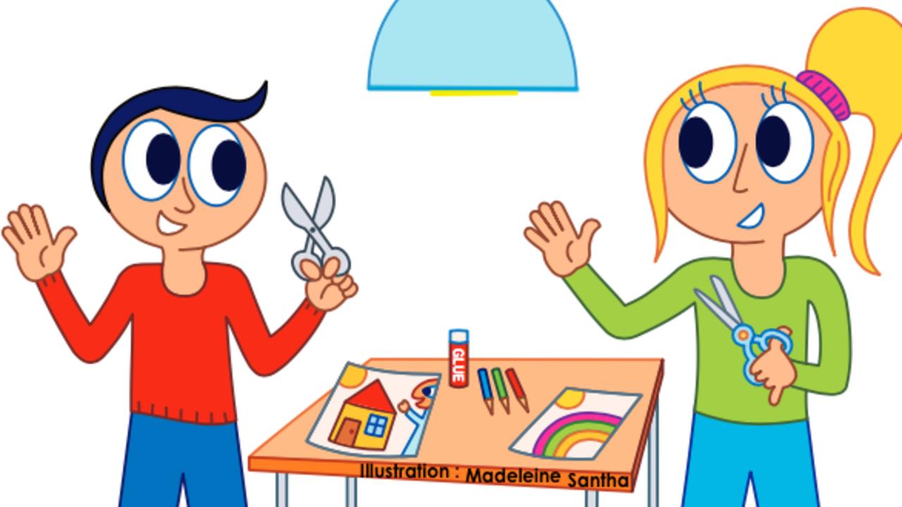 Pourquoi Est-Ce Important De Stimuler L'apprentissage Du serapportantà Decoupage Pour Enfant