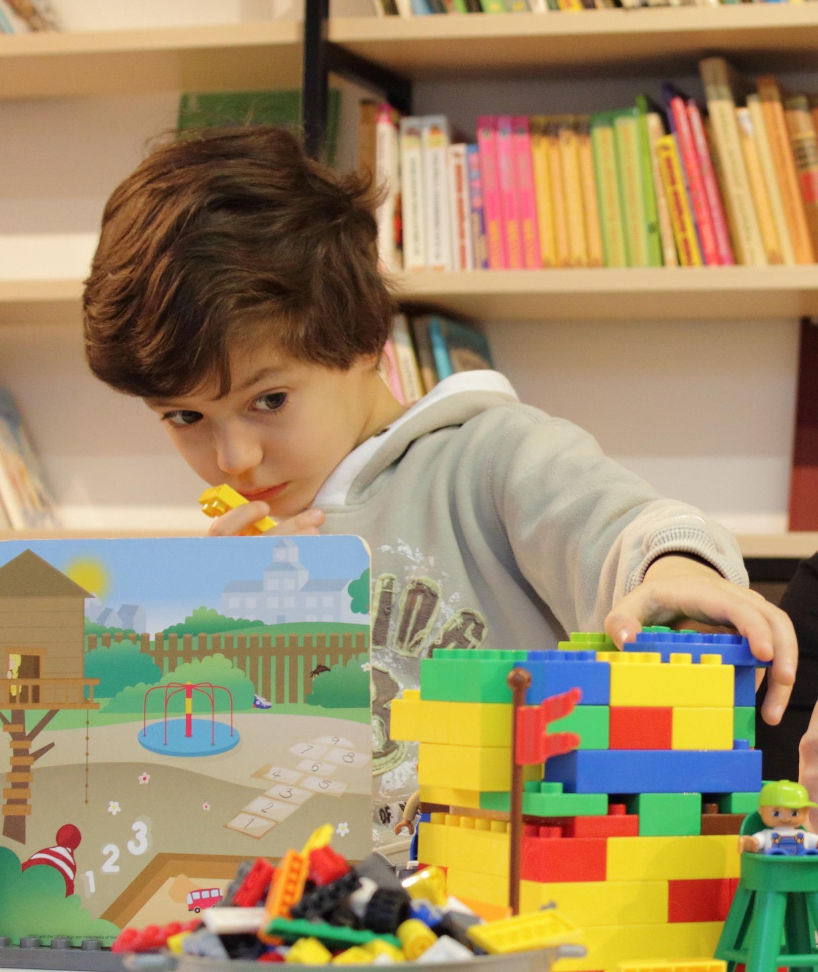 Pourquoi Le Temps Libre En Maternelle Est-Il Essentiel ? | L avec Jeux Educatif Maternelle Moyenne Section