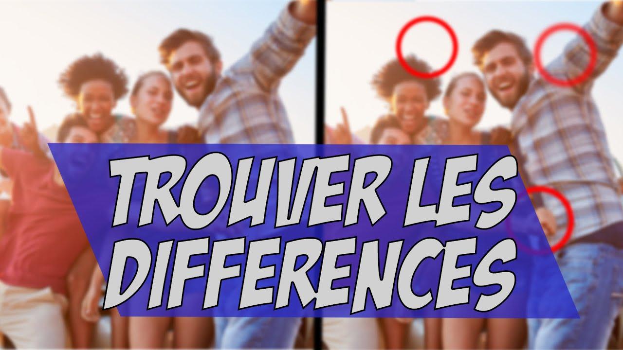Pourrez-Vous Trouver Les Différences? concernant Trouver Les Difference