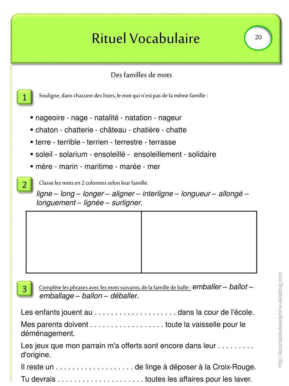 Ppt - Rituel Vocabulaire Powerpoint Presentation, Free dedans Dictionnaire Des Mots Croisés Gator