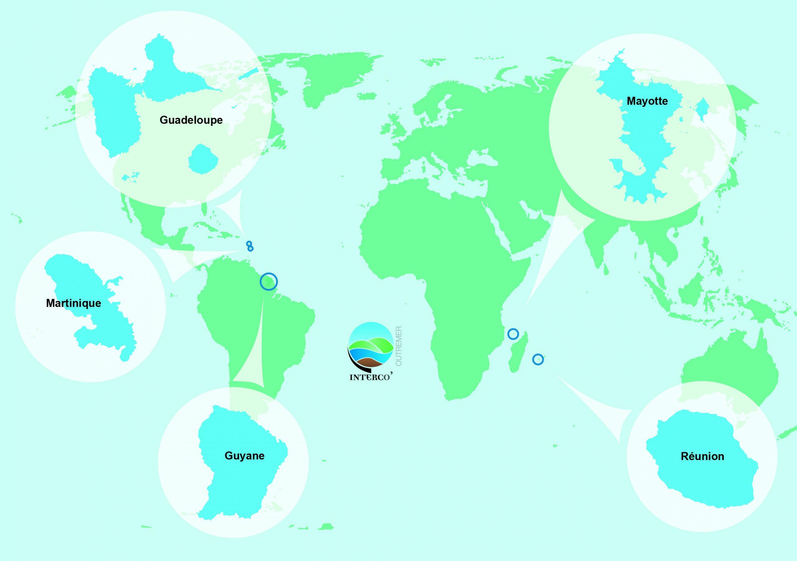 Présentation concernant France Territoires D Outre Mer