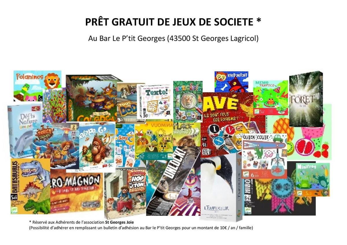 Prêt Gratuit De Jeux De Société : 30 Nouveautés ! - Le Blog dedans Jeux Societe Gratuit