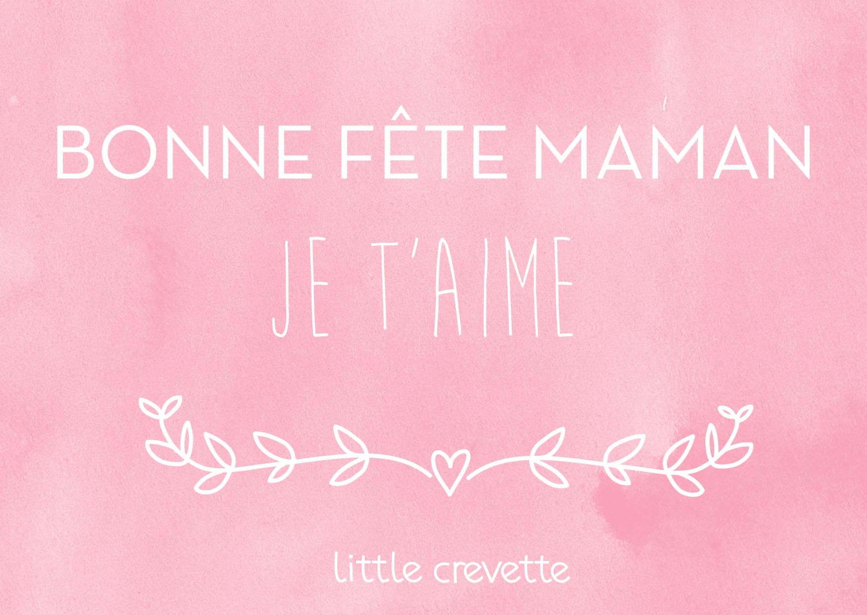 Printable | Les Cartes De Fête Des Mères À Imprimer pour Carte Bonne Fete Maman Imprimer