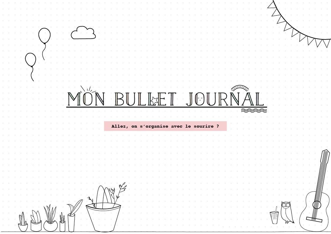 Printables Bullet Journal - Tounetoune's Blog ! concernant Journal De Vacances A Imprimer
