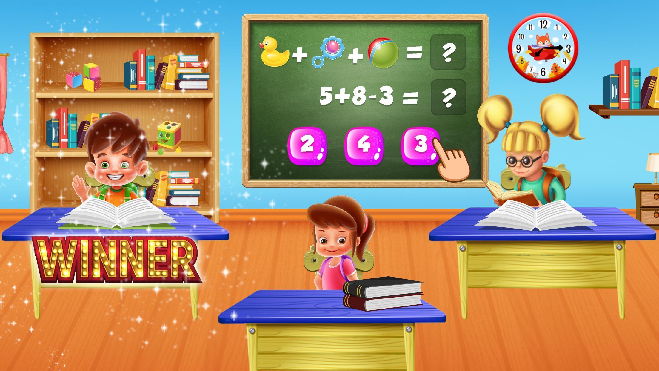 Professeur D'école Maternelle:jeux D'apprentissage Pour intérieur Jeux Apprentissage Maternelle