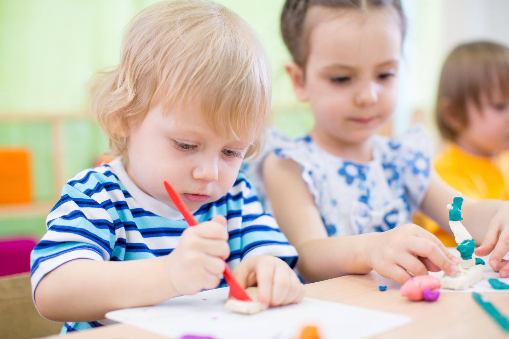 Programme De Maternelle : Qu'apprennent Les Enfants destiné Jeux Educatif Maternelle Petite Section