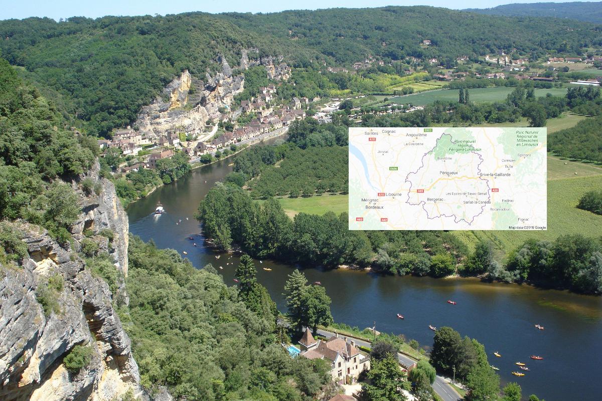 Property For Sale In Dordogne - Chateau, Manoir, Farmhouse dedans Nouvelle Region France
