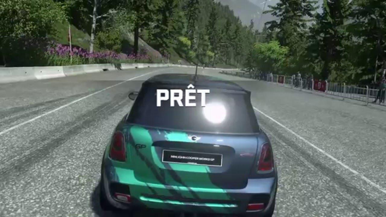 Ps4 Teste Du Jeu De Drive Club (Jeux De Voiture) dedans Jeux De Mini Voiture