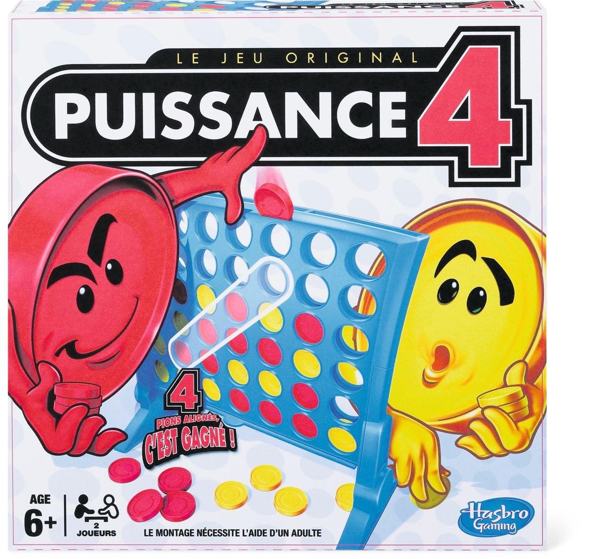 Puissance 4 (F) pour Jeux Gratuit Puissance 4