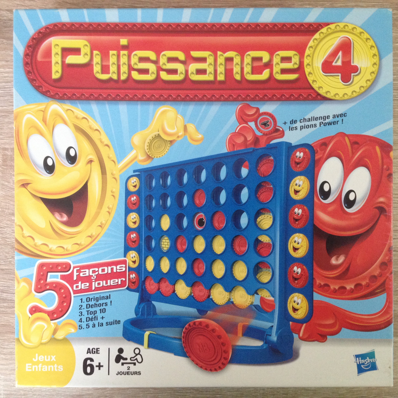 Puissance 4 | Les Jeux Abstraits intérieur Jeux Du Puissance 4
