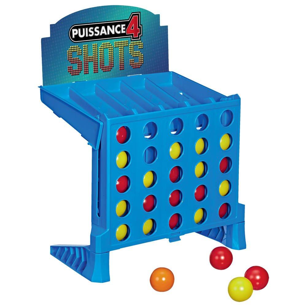 Puissance 4 Shots | Jeux De Societe | Jouéclub pour Jeu De Société Puissance 4