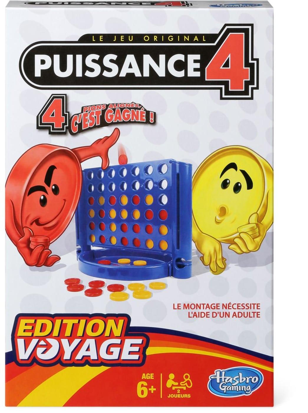 Puissance 4 Voyage (F) encequiconcerne Jeux Gratuit Puissance 4