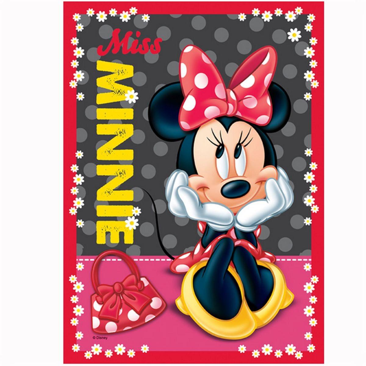 Puzzle 35 À 70 Pièces : 4 Puzzles : Minnie Prend La Pose avec Puzzle Enfant En Ligne