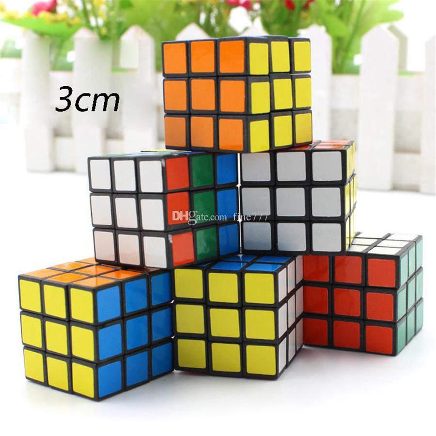 Puzzle Cube Petite Taille 3Cm Mini Magique Rubik Cube Jeu Rubik  Apprentissage Jeu Educatif Rubik Cube Bon Cadeau Jouet Décompression  Enfants Jouets intérieur Jeux Enfant Educatif