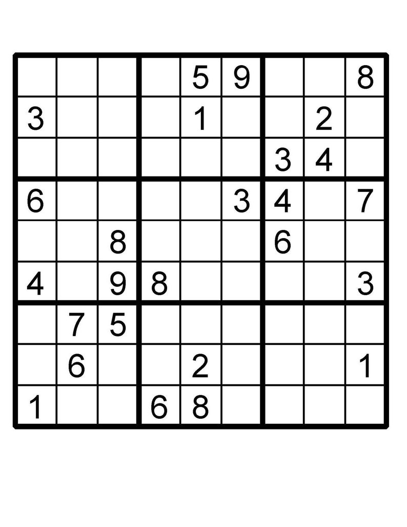 Puzzle De Sudoku Fun destiné Sudoku Animaux À Imprimer
