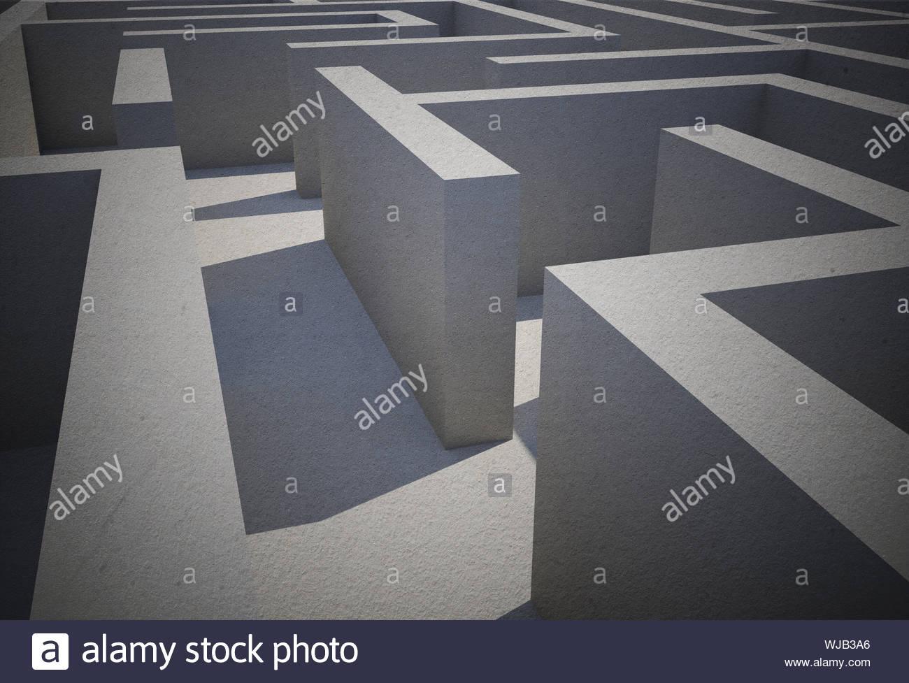 Puzzle Difficile Photos & Puzzle Difficile Images - Alamy pour Labyrinthe Difficile