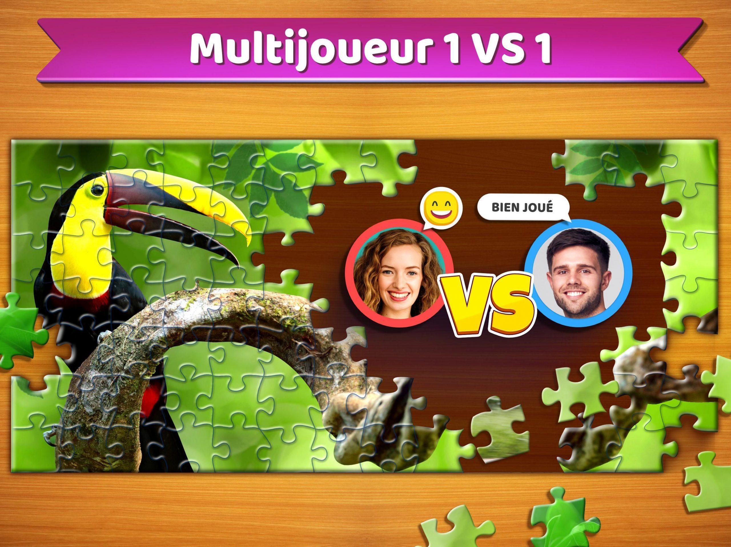 Puzzle 🧩 - Jeux De Puzzle Gratuit Pour Android dedans Puzzle Photo Gratuit