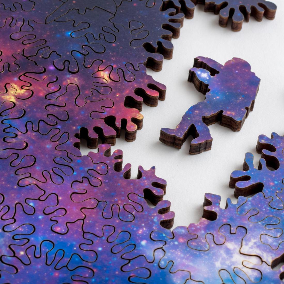 Puzzle Infinity - Puzzle En Bois Sans Bords tout Puzzle Gratuit Pour Fille De 3 Ans