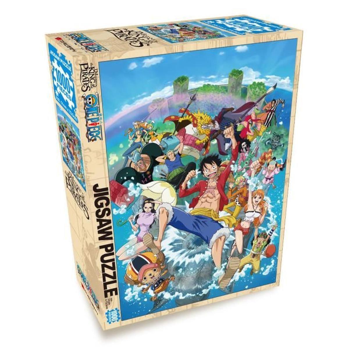 Puzzle One Piece dedans Dessin Animé De One Piece