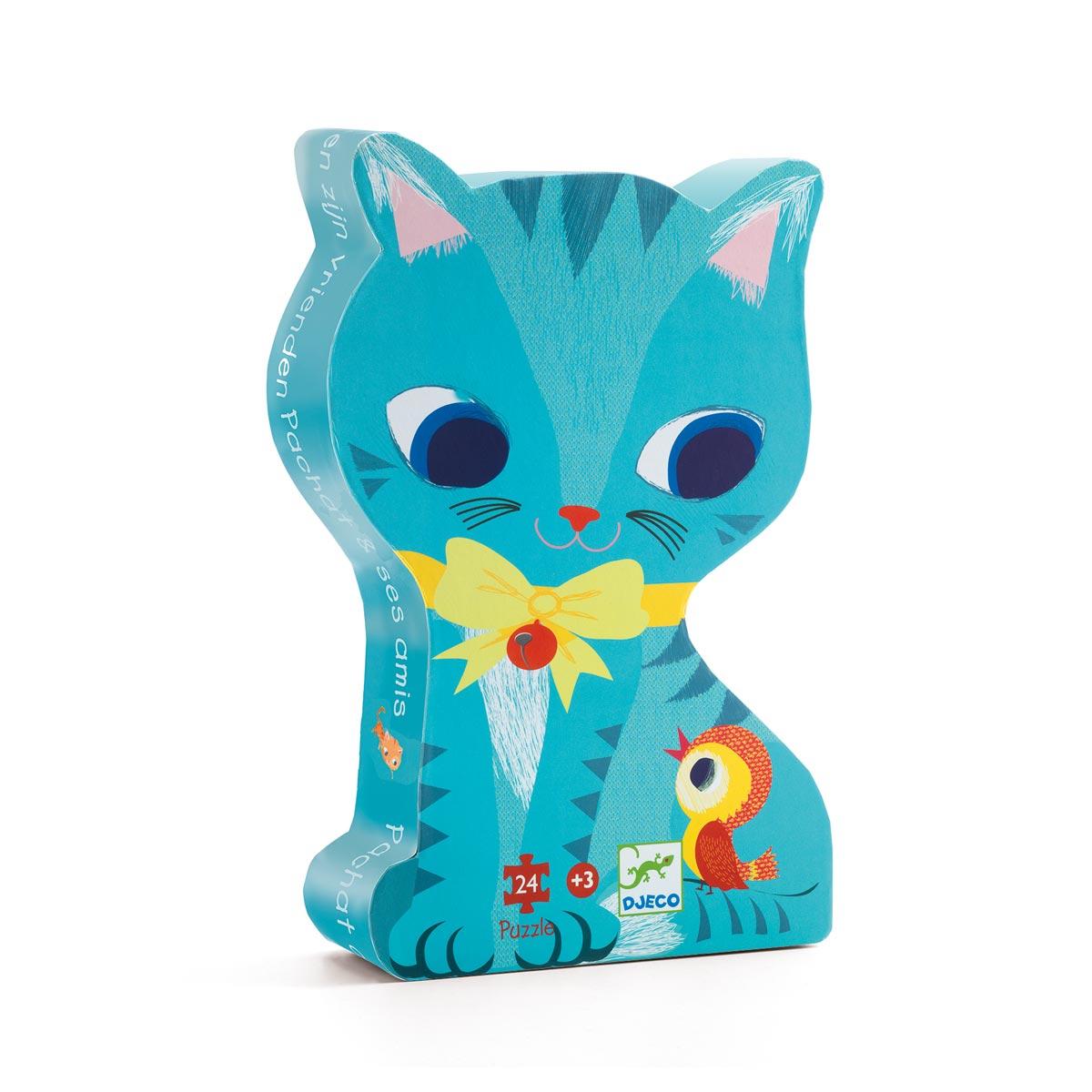 Puzzle Pachat Et Ses Amis 24 Pièces destiné Puzzle En Ligne Enfant