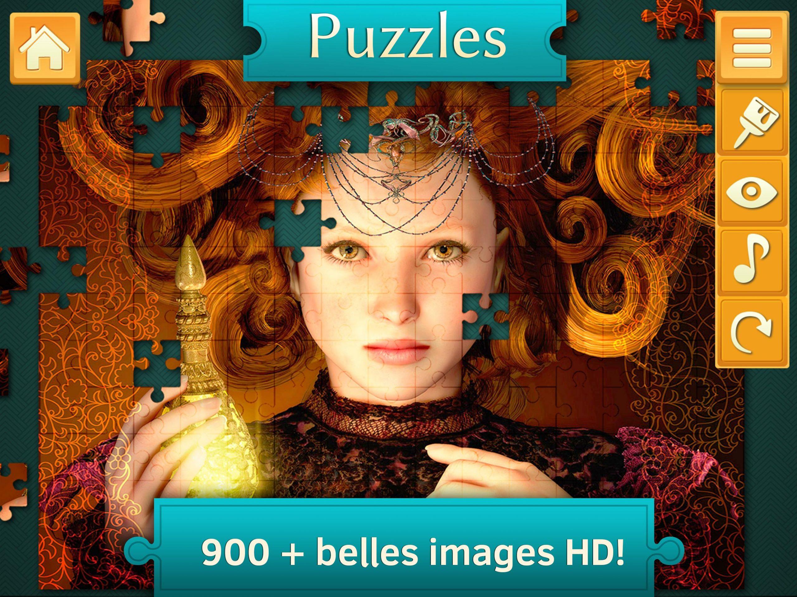Puzzle Paysages Gratuit Pour Android - Téléchargez L'apk destiné Puzzle Photo Gratuit
