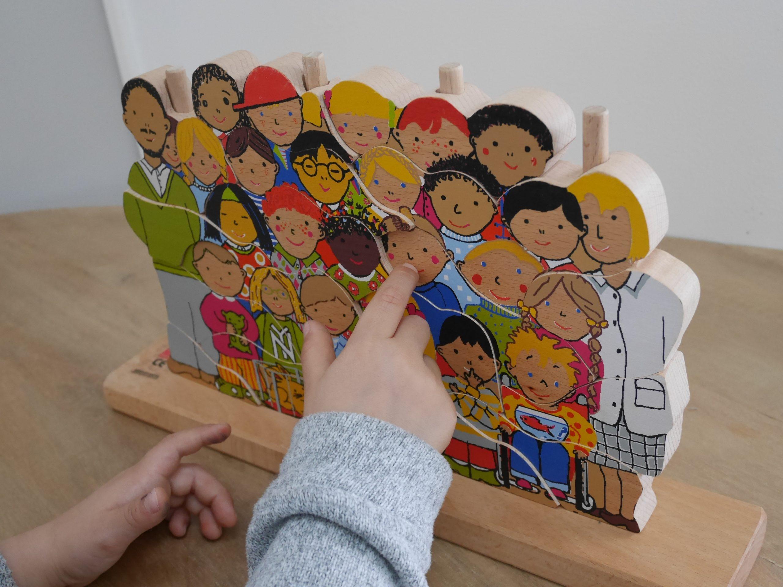 Puzzle Vertical - Co'errance avec Puzzle En Ligne Enfant
