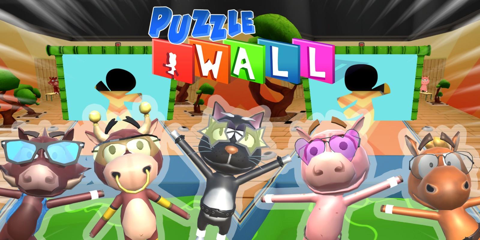 Puzzle Wall | Jeux À Télécharger Sur Nintendo Switch | Jeux destiné Puzzle Gratuit A Telecharger Pour Tablette