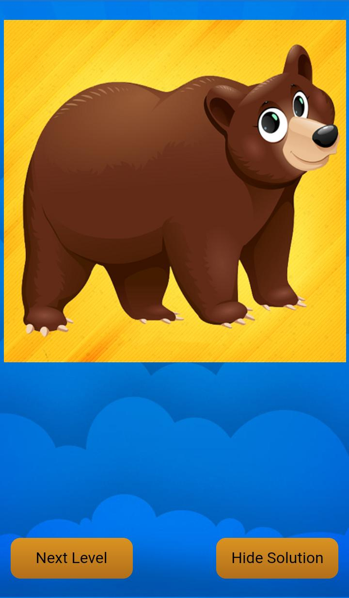 Puzzles Animal For Kids For Android - Apk Download tout Puzzle Gratuit Facile