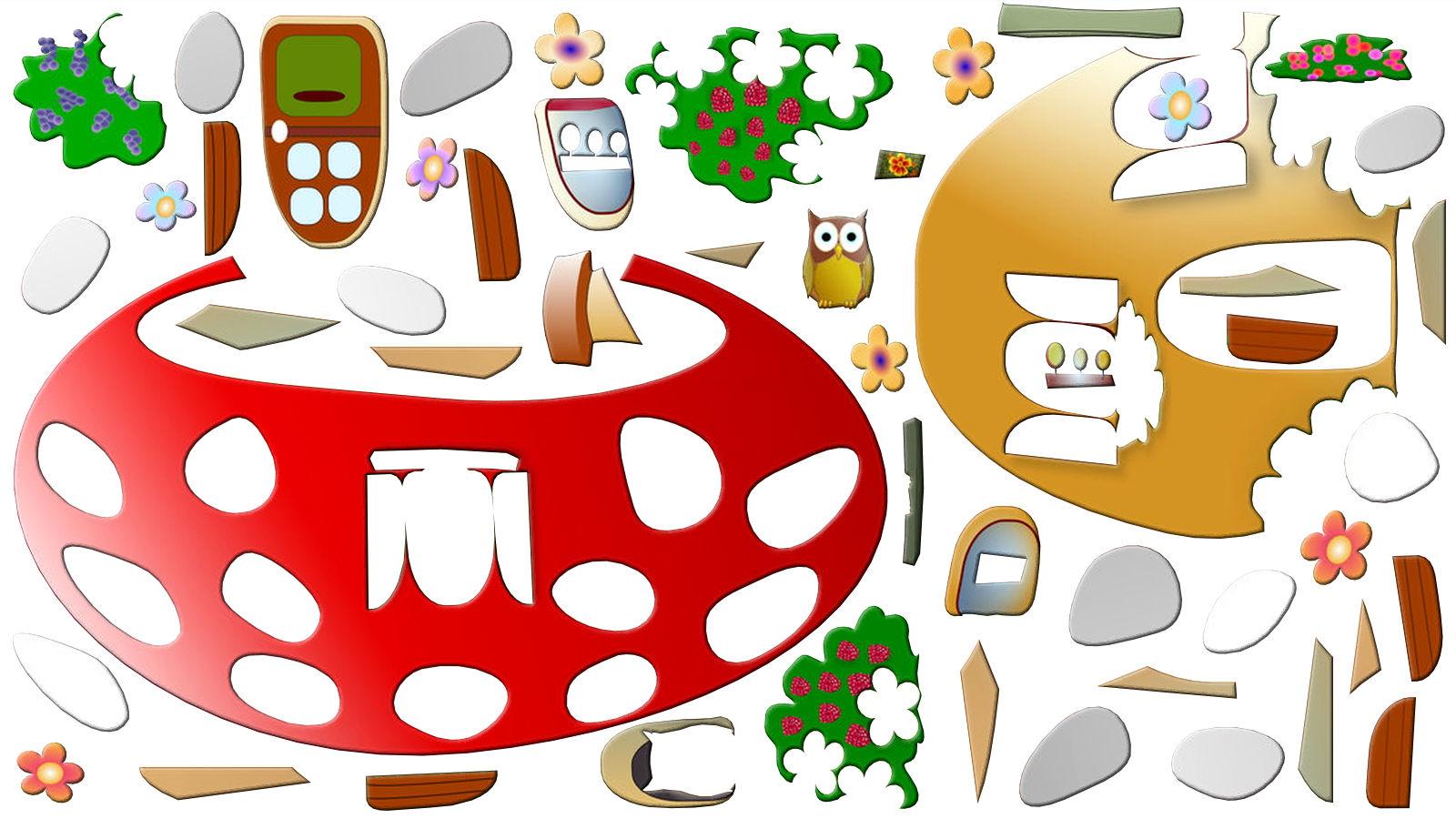 Puzzles Gratuits, Animés Et De Découpes Inédites, Enfant, Adulte avec Puzzle Gratuit Enfant