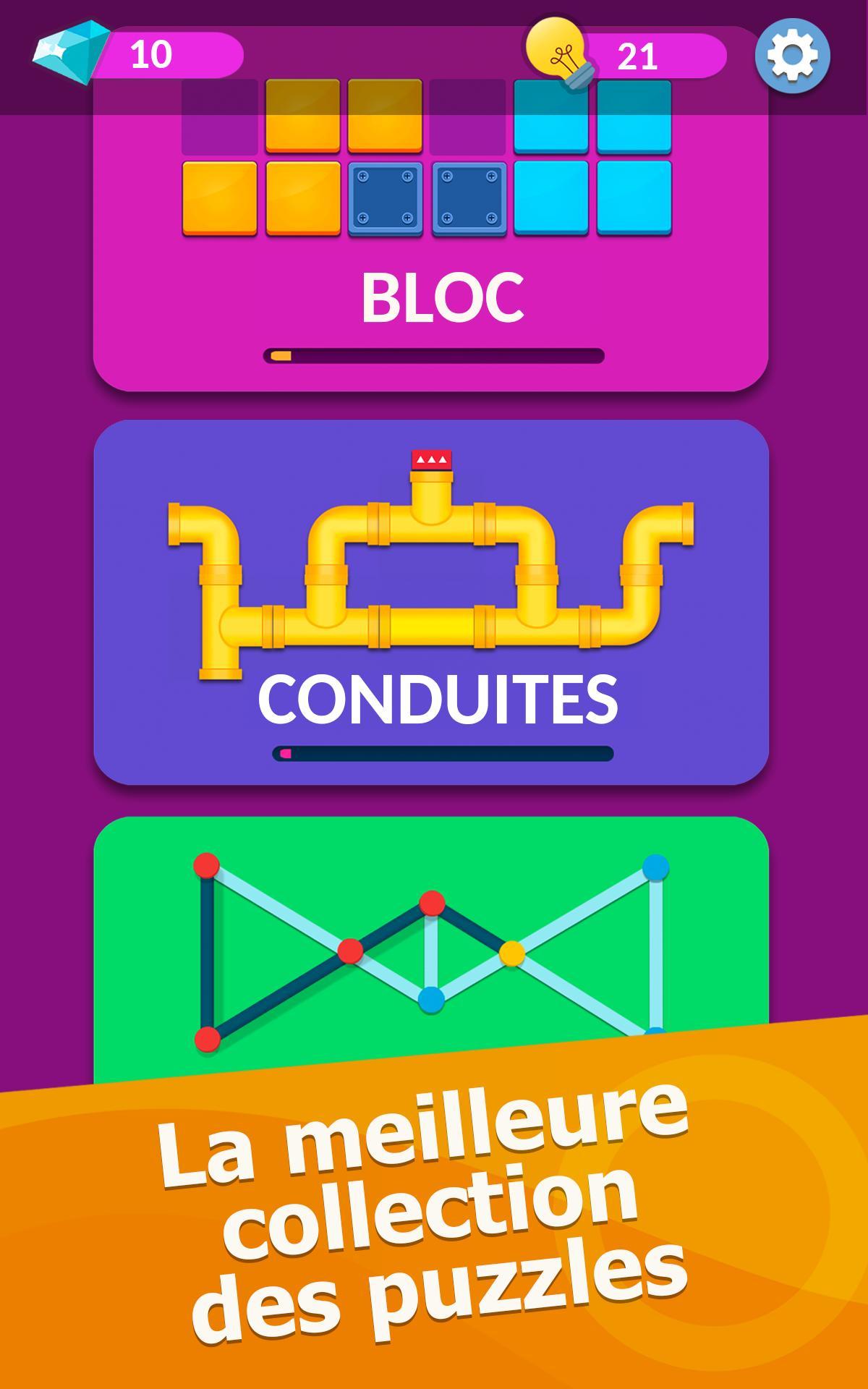 Puzzles Intelligents Pour Android - Téléchargez L'apk concernant Puzzles Gratuits Sans Téléchargement